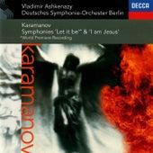 Karamanov: Symphonies Nos. 22 & 23 de Vladimir Ashkenazy