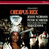 Stravinsky: Oedipus Rex by Seiji Ozawa