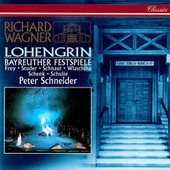 Wagner: Lohengrin by Peter Schneider