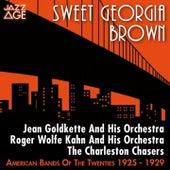 Sweet Georgia Brown (American Bands of the Twenties) by Various Artists