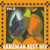 Armenian Best Mix, Vol. 8 by Various Artists