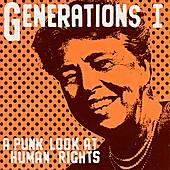 Generations I: A Punk Look At Human Rights de Various Artists