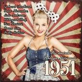 Die deutsche Schlager Hitparade 1951 de Various Artists