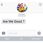 Are We Good by G.R.L.