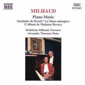 Milhaud: Piano Music de Alexandre Tharaud