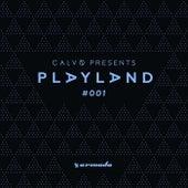 Playland #001 van Various Artists