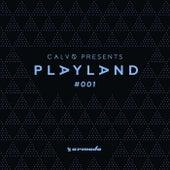Playland #001 (Mixed by Calvo) van Various Artists