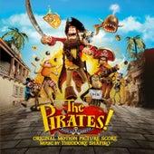 The Pirates! Band of Misfits (Original Motion Picture Score) van Theodore Shapiro