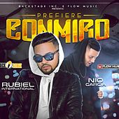 Prefiere Conmigo (feat. Nio Garcia) by Rubiel International