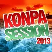 Konpa session 2013 de Various Artists