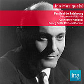 Festival de Salzbourg, W.A. Mozart - J. Haydn, Concert du 10/08/1959, Orchestre National de la RTF, Georg Solti (dir), Sir Clifford Curzon (piano) de Various Artists