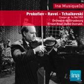 Festival de Strasbourg, Prokoviev - Ravel - Tchaikovsky - Mozart - Bach, Concert du 21/06/1959, Orchestre National de la RTF, Ernest Bour (dir), David Oistrakh (violon) by Various Artists