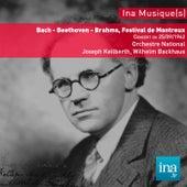 C. P. E. Bach - L. van Beethoven - J. Brahms, Concert du 25/09/1962, Orchestre National de la RTF, Joseph Keilberth (dir),  Whilhelm Backhaus (piano) von Various Artists