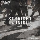 Straight & Unique Issue 20 de Various Artists