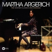 The Warner Classics Recordings de Martha Argerich