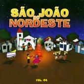 São João do Nordeste, Vol. 4 von Various Artists