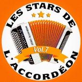 Les stars de l'accordéon, vol. 7 von Various Artists