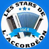 Les stars de l'accordéon, vol. 4 von Various Artists