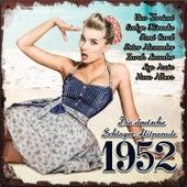Die deutsche Schlager Hitparade 1952 de Various Artists