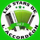 Les stars de l'accordéon, vol. 3 by Various Artists