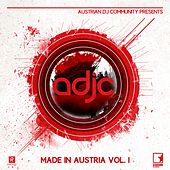 ADJC - Made in Austria, Vol. 1 (Austrian DJ Community) von Various Artists