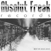 Best of Absolut 2010-2015 von Various Artists