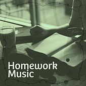 Homework Music – Classical Sounds for Study, Easy Work, Instrumental Music for Work, Focus, Fast Concentration, Bach, Mozart, Beethoven de Active Listening Ensemble
