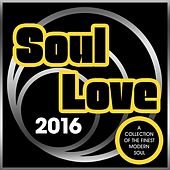 Soul Love 2016 de Various Artists