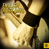 English Rock Days, Vol. 1 de Various Artists