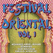 Festival oriental, Vol. 1 von Various Artists