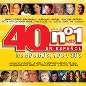 40 Años de No. 1 en Español: Los 50's, los 60's, los 70's y los 80's, Vol. 2 de Various Artists