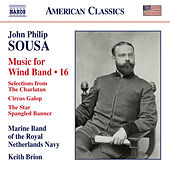 Sousa: Music for Wind Band, Vol. 16 de Various Artists