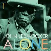 Alone, Vol. 1 de John Lee Hooker