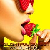 Delightful Sunset Vocal House von Various Artists