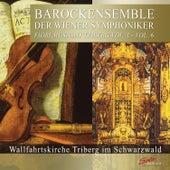 Fiori Musicali Triberg, Vol. 1-6 von Barockensemble der Wiener Symphoniker