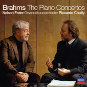 Brahms: The Piano Concertos by Nelson Freire