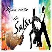 Aquí Está la Salsa, Vol. 1 by Various Artists