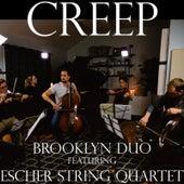 Creep (feat. Escher String Quartet) by Brooklyn Duo