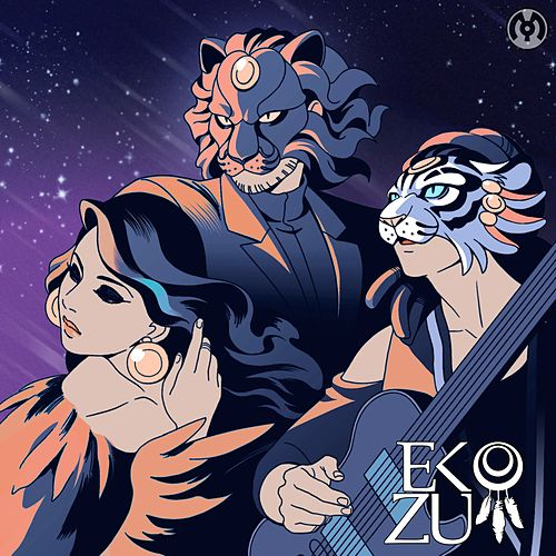 Eternal Eyes de Eko Zu