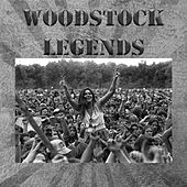 Woodstock Legends de Various Artists
