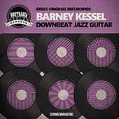 Downbeat Jazz Guitar by Barney Kessel
