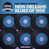 New Orleans Blues of 1950 by Various Artists