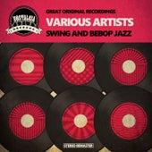 Swing and Bebop Jazz de Various Artists