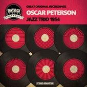 Jazz Trio 1954 de Oscar Peterson