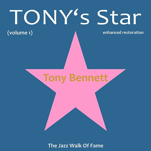 Tony's Star (volume 1) by Tony Bennett