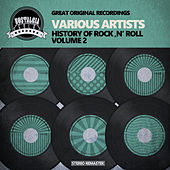 History of Rock 'n' Roll - Vol. 2 von Various Artists