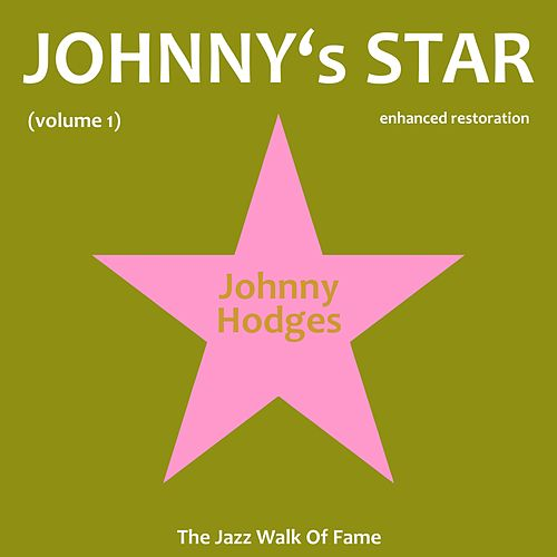 Johnny's Star (volume 1) by Johnny Hodges