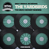 Too Much Monkey Business de The Yardbirds