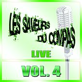 Saveurs du compas, vol. 4 (Live) by Various Artists