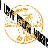 Welcome to Ibiza, I love House Music von Various Artists